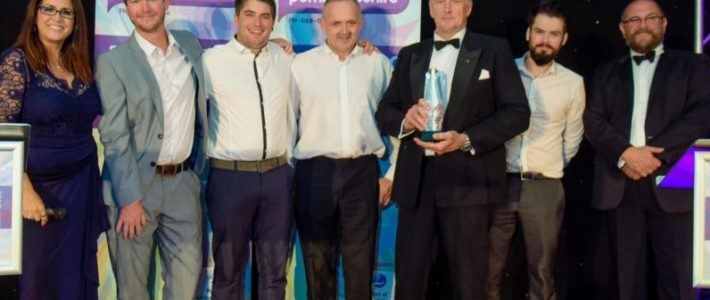Successful Night for Genpower at Pembrokeshire's Business Awards