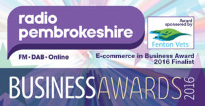 E-Commerce In Business Award (Finalist)